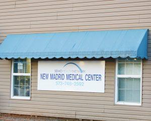 New Madrid Medical Exterior